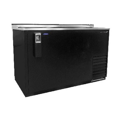 "Norlake NLBC50 50"" Forced Air Bottle Cooler - Holds (377) 12-oz Bottles, Bottle Opener, 115v"