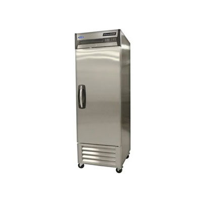 "Norlake NLR23-S 27.5"" Single Section Reach-In Refrigerator, (1) Solid Door, 115v"