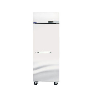 "Norlake PW252SSG/0 27.5"" Single Section Reach-In Refrigerator, (1) Solid Doors, 115v"