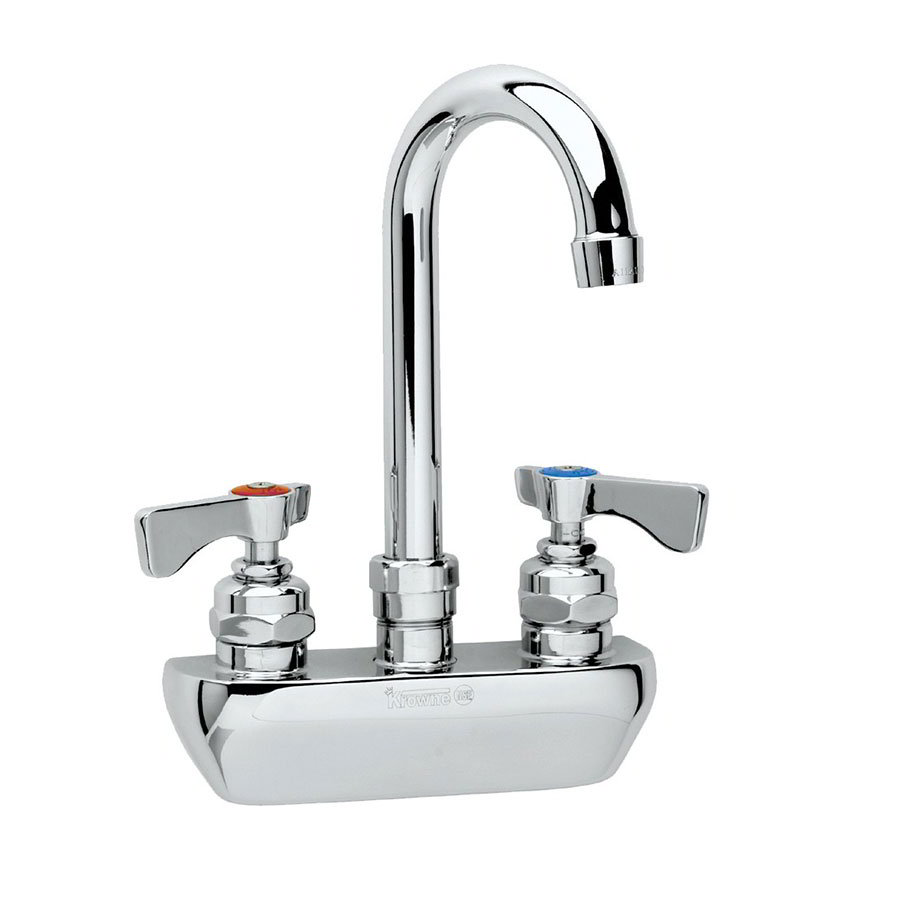 "Krowne 14-400L Low Lead Royal Series Faucet, 3-1/2"" Long, Splash Mount"