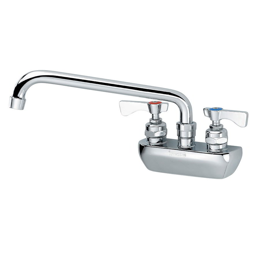 "Krowne 14-410L Low Lead Royal Series Faucet, Splash Mount, 10"" Long"