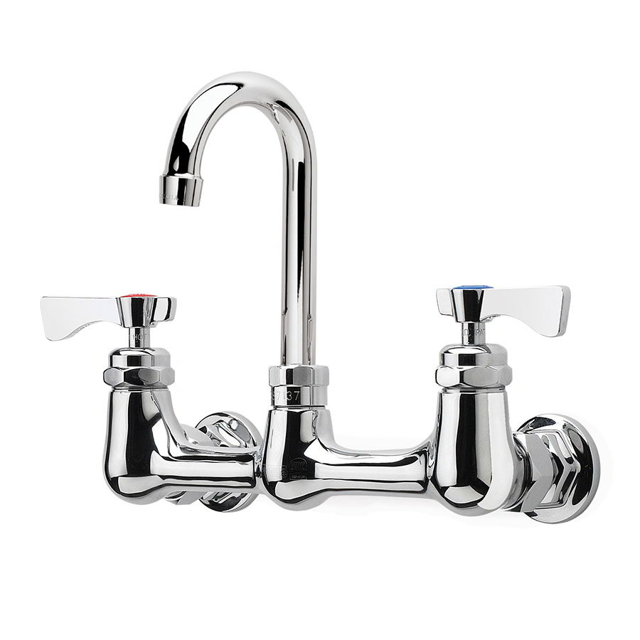 "Krowne 14-802L Low Lead Royal Series Faucet, Splash Mount, 8-1/2"" Long"
