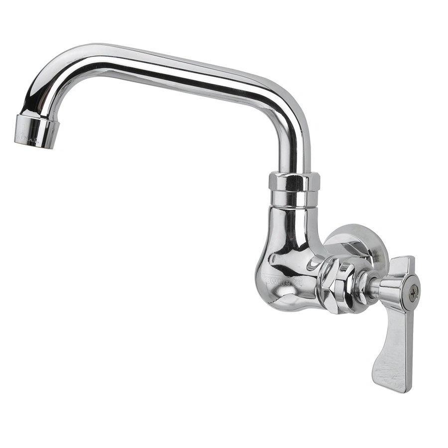 "Krowne 16-171L Low Lead Splash Mounted Faucet w/ 12"" Spout"