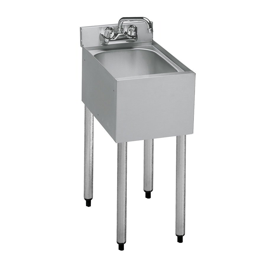 Krowne 21 1c 12 Quot 1 Compartment Sink W 10 Quot W X 14 Quot L Bowl 7