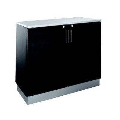 """Krowne BR48L 48"""" (2) Section Bar Refrigerator - Swinging Solid Doors, 115v"""