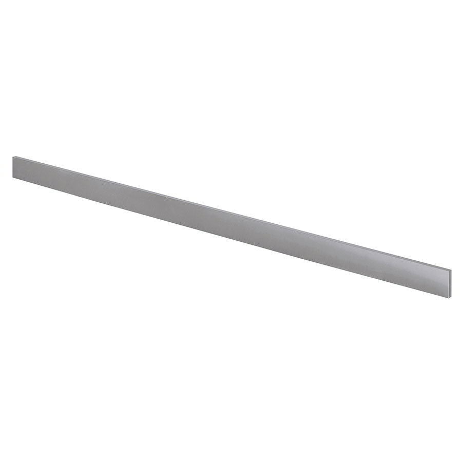 "Krowne BS-148 48"" Front Kick Plate for Backbar Coolers, Stainless"