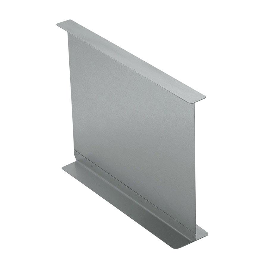 Krowne C-45 Standard Series Bin Divider For Pass-Thru Bins, Stainless