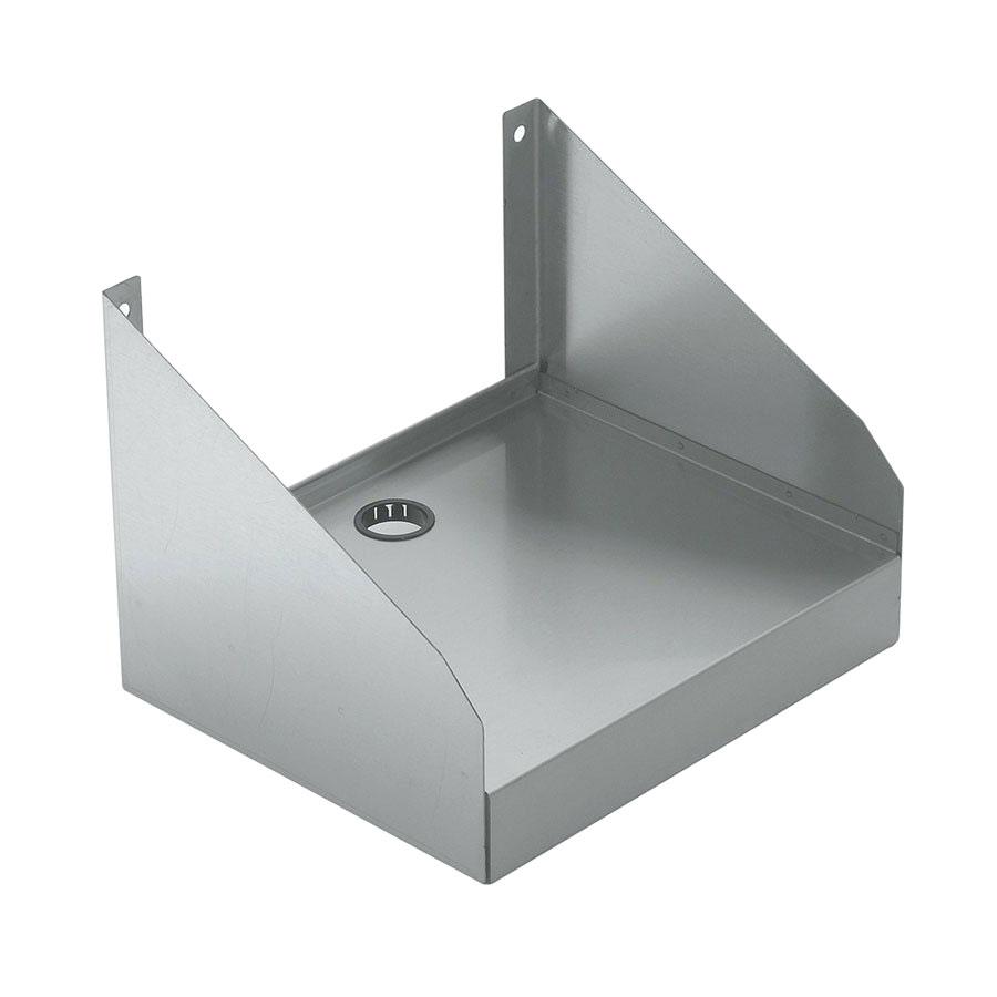 Krowne C-9 Standard Series Blender Shelf, Stainless
