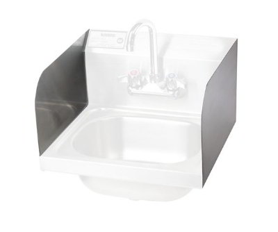 Krowne H-107 Left & Right Side Splashes For Hand Sink