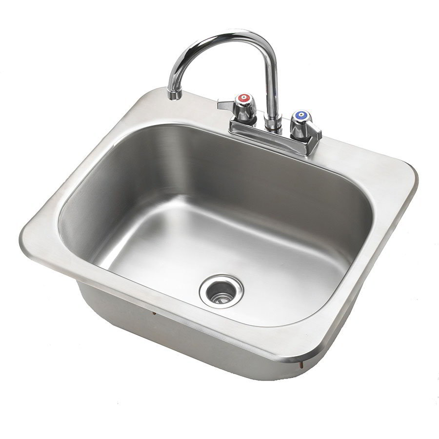 Commercial Hand Sink : Supply Restaurant Equipment Commercial Sink Hand Sink Hand Sink ...