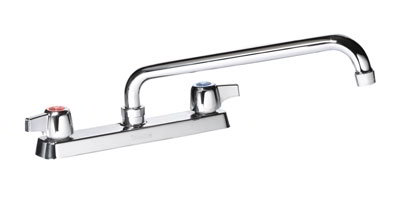 Krowne Metal 13-816L Low Lead Heavy Duty Faucet 16-in Long Restaurant Supply