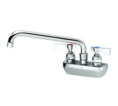 Krowne 14-408L Low Lead Royal Series Faucet 8-in Long Splash Mount Restaurant Supply