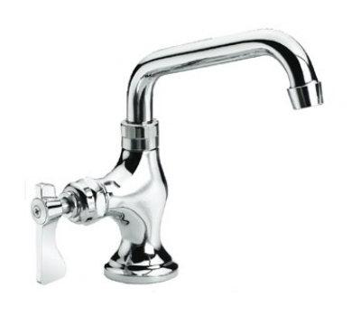 Krowne 16-108L Low Lead Heavy Duty Single Pantry Faucet 6-in Long Swing Spout Restaurant Supply