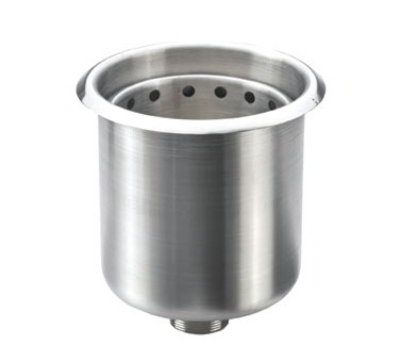 Krowne 16-150 Stainless Steel Drop In Dipperwell, Fits 6-1/2-in Diameter Hole