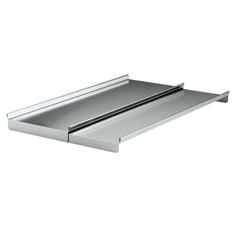 Krowne KR-322 Partial Sliding Cover For Royal Series Pass Thru Workstations