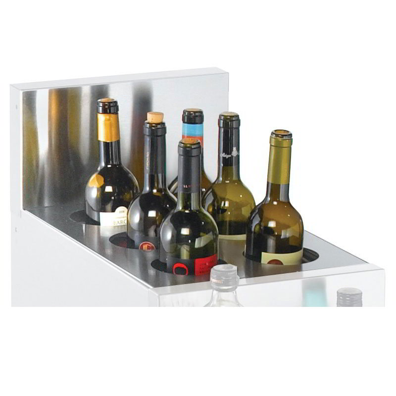 Krowne KR-504 Wine Bottle Insert For KR18-12, Stainless