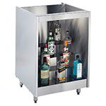 Krowne KR-L18 4-Step Backbar Liquor Display, 18-L x 24-in D