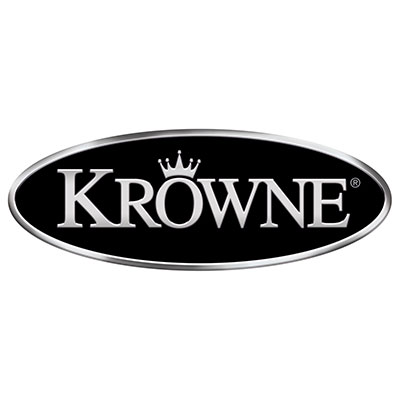 Krowne BS-102 4-in Leg Set, Backbar Coolers, Stainless