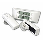 Taylor 1446 Wireless Refrigeration Thermometer w/ -22 to 104 F Degree Capacity