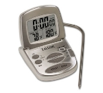 Taylor 1478-21 Digital Thermometer & Timer w/ 32 to 392 F Degrees Capacity