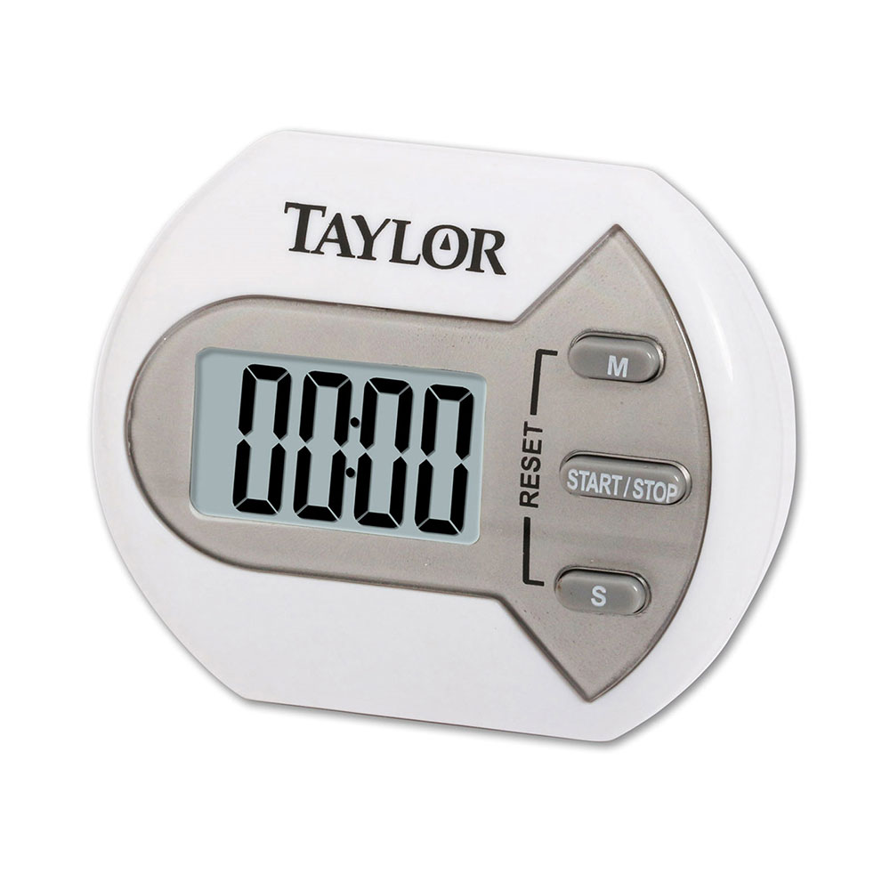 "Taylor 5806 Minute & Second Timer w/ .07"" Digital Readout"