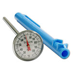 Taylor 6095N Pocket Thermometer w/ 1-Point Calibration, 25 to 125 F Degrees