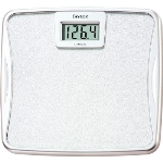 Taylor 73294012 Lithium Scale w/ 330-lb Capacity, Easy Clean Mat & Platform