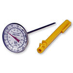 Taylor 8018N Pocket Thermometer w/ Anti-Bacterial Sleeve, 0 to 220F