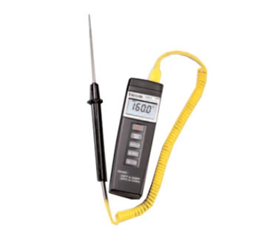 Taylor 9810-18 Hand-Held Digital Thermometer w/ Probe, 9810 Meter & 9818 Probe