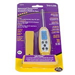 Taylor 9848EFDA Pen Style Pocket Thermometer w/ Digital Display, -40 to 450 F