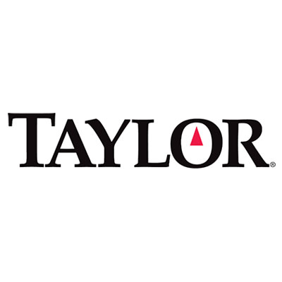 Taylor 3503 Thermometer, Refrigerator/Freezer, Tube Type, Suction Cup Installation