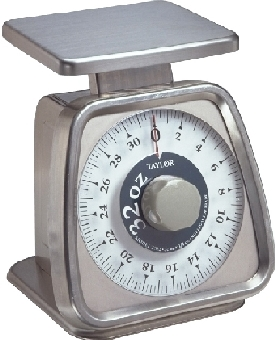 Taylor TS50 50 lb Portion Control Scale