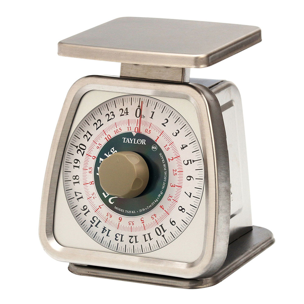 Taylor TS25KL 25 lb Portion Control Scale
