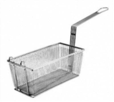 American Range A33000 Full Size Fryer Basket, Steel