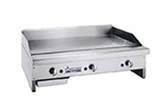 "American Range ARMG-160 LP 60"" Gas Griddle - Manual, 1"" Steel Plate, LP"