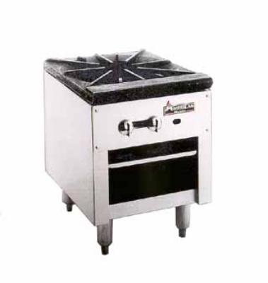 American Range ARSP-18 1-Burner Stock Pot Range, LP