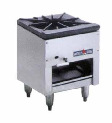 American Range ARSPJ NG 1-Burner Stock Pot Range, NG