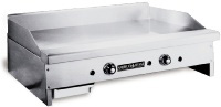 "American Range ARTG36 LP 36"" Gas Griddle - Thermostatic, 3/4"" Steel Plate, LP"