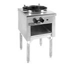 American Range ARWR-3R LP Wok Range w/ 3-Ring Burner, 90000-BTU, LP