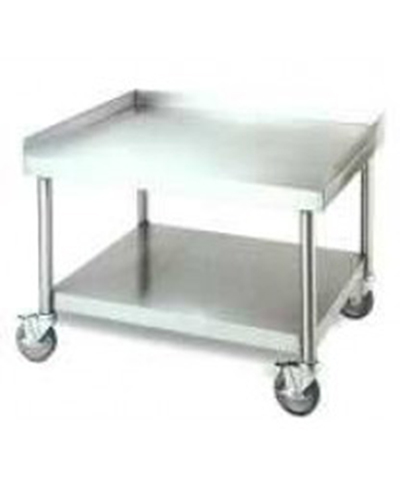 American Range ESS-12-1 Equipment Stand w/ Open Base, Stainless, 12 x 18 x 26-in