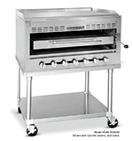 "American Range HD36-RGBSH LP 36"" Radiant Steakhouse Broiler w/ 1-Deck, 125000-BTU, LP"