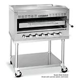 """American Range HD36-RGBSH NG 36"""" Radiant Steakhouse Broiler w/ 1-Deck, 125000-BTU, NG"""