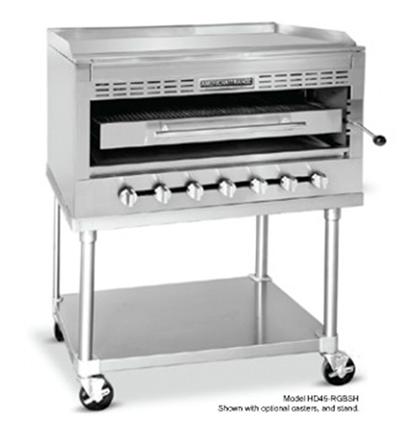 """American Range HD45-RGBSH 45"""" Gas Salamander Broiler, LP"""