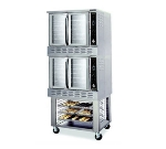 American Range M-2G Double Deep Depth Gas Convection Oven - LP
