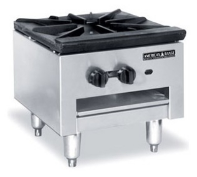 American Range SPSH18 LP 1-Burner Stock Pot Range, LP