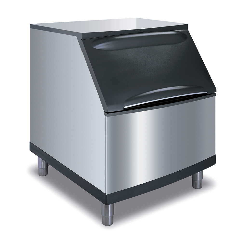 "Manitowoc Ice B-400 30"" Wide 290-lb Ice Bin with Lift Up Door"