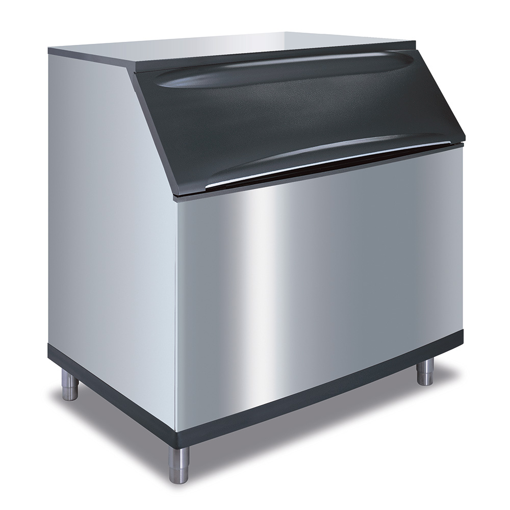 "Manitowoc Ice B-970 48"" Wide 710-lb Ice Bin with Lift Up Door"