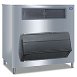 "Manitowoc Ice F-1650 60"" Wide 1660-lb Ice Bin with Lift Up Door"