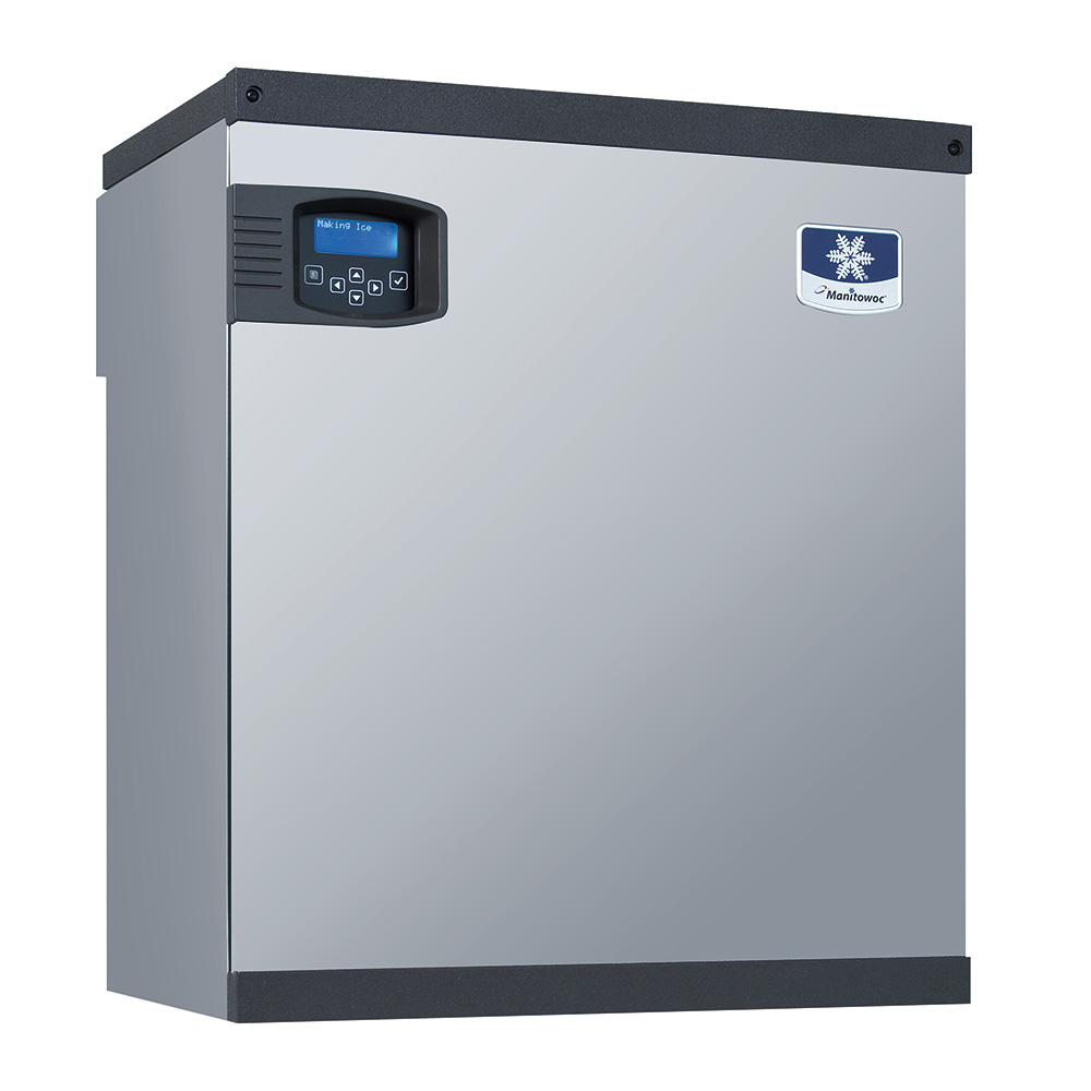 "Manitowoc Ice IB-0696YC 22"" QuietQube® Cube Ice Machine Head - 640-lb/24-hr, Remote Cooled, 115v"