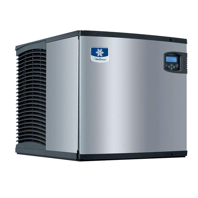 "ID-0323W 22"" Cube Ice Machine Head - 330-lb/24-hr, Water Cooled, 115v"